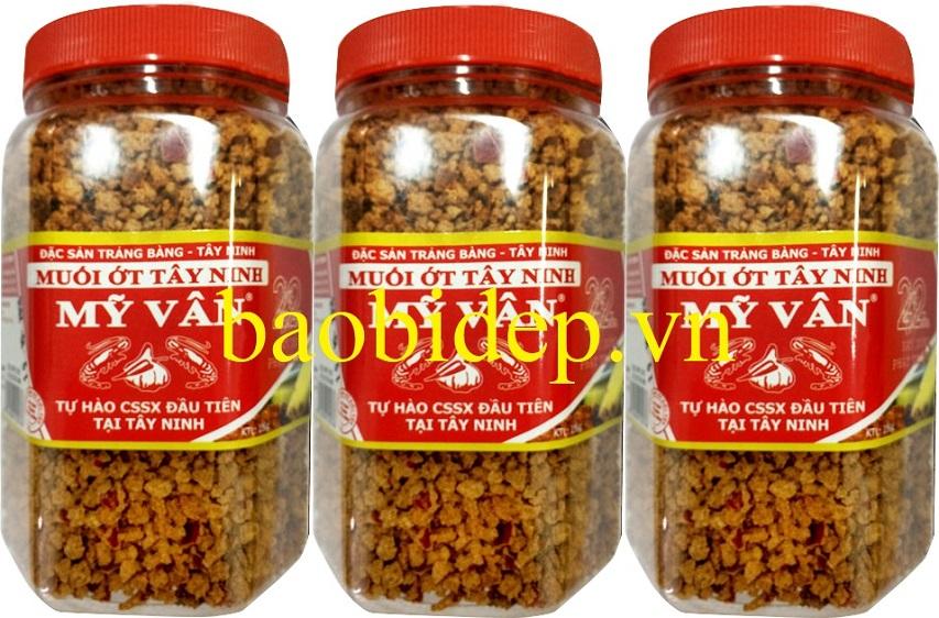in nhãn muối ớt tây ninh